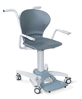 Digital Chair Scales (Chair Model 540-10-1 with extended footrest)