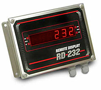 RD-232 Remote Display (32716, 32717, 68786)