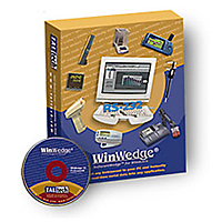 WinWedge TAL Software Bar Code Label Software (72304, 75351)
