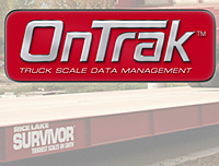 OnTrak Truck Data Management Software (104787)