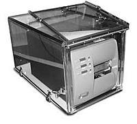 POLY GUARD Clear Printer Enclosures (88531, 88532)