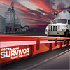 Survivor OTR Truck Scales - Steel Deck