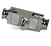 RL75040 Double-Ended Beam Alloy Steel, NTEP 1:10000 Class IIIL Multiple Cell, IP67 Load Cells