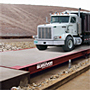 Survivor OTR Truck Scales - Concrete Deck