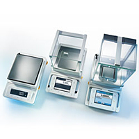 Cubis Semi-Micro and Analytical Balances
