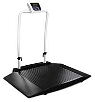 Dual Ramp Wheelchair Scales