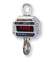 MSI-9300 Port-A-Weigh Plus CellScale™ RF Crane Scales