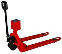 Intercomp PW800 Pallet Truck Scales