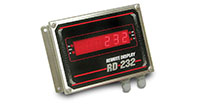 RD-232 Remote Displays
