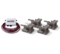 RL 1700 HE Light-to Medium-Capacity Weigh Module Systems (OIML C3-Certified Load Cells Included)