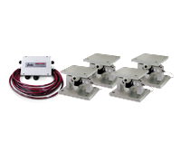 RL 2100HE Heavy-Capacity Weigh Modules (4-Module Kit)