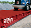 Survivor OTR Truck Scales - ATV - Steel Deck - 10 Foot Width